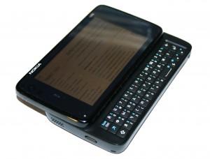 Nokia <abbr>N900</abbr>