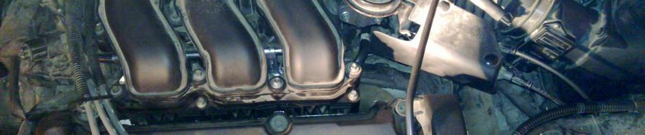 Taurus Engine In One Piece