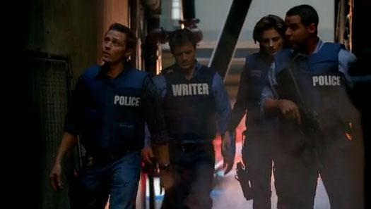 writer police bullet proof vest - Halloween Bullet Proof Vest