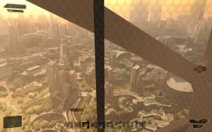 Deus Ex Human Revolution CityScape