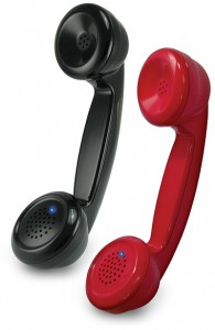 Bluetooth Retro Headset