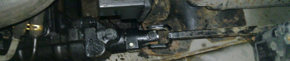 The New Steering Gear