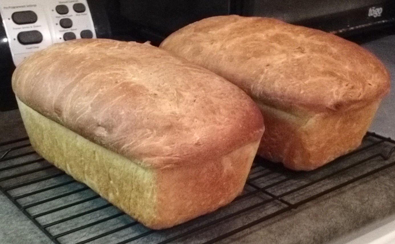 Stand-Mixer White Bread
