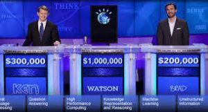 Watson on Jeopardy